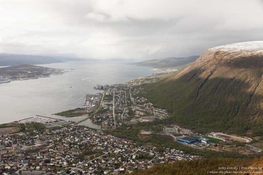 Tromso, Norway, photographed in June 2018 by Serhiy Lvivsky, picture 5