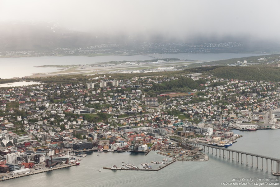 Tromso, Norway, photographed in June 2018 by Serhiy Lvivsky, picture 9