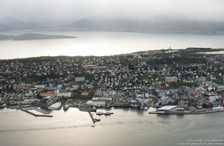 Tromso, Norway, photographed in June 2018 by Serhiy Lvivsky, picture 10