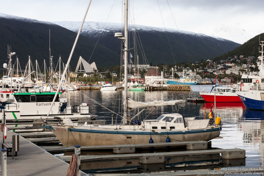 Tromso, Norway, photographed in June 2018 by Serhiy Lvivsky, picture 11