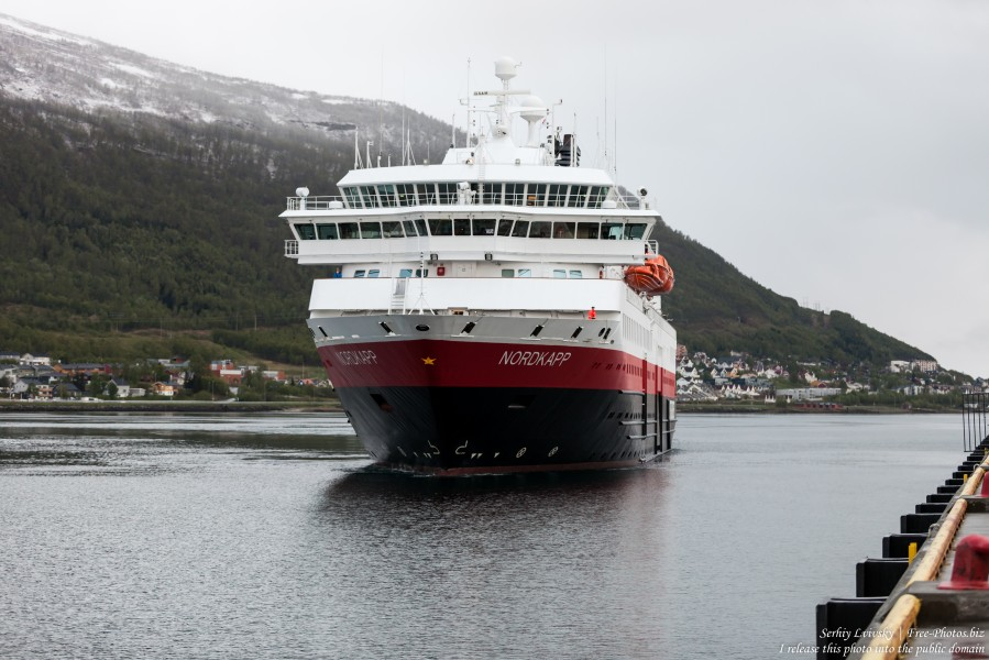 Tromso, Norway, photographed in June 2018 by Serhiy Lvivsky, picture 17
