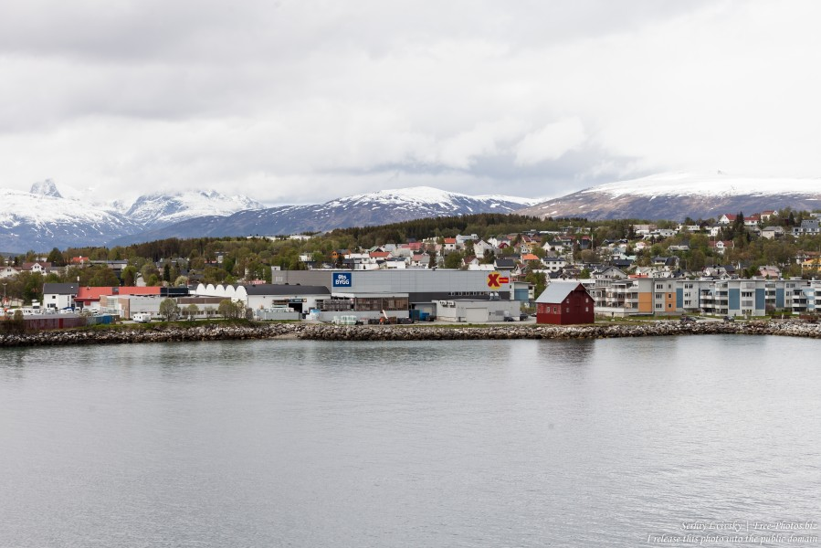Tromso, Norway, photographed in June 2018 by Serhiy Lvivsky, picture 19