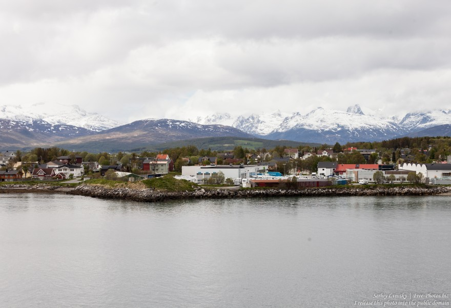 Tromso, Norway, photographed in June 2018 by Serhiy Lvivsky, picture 20