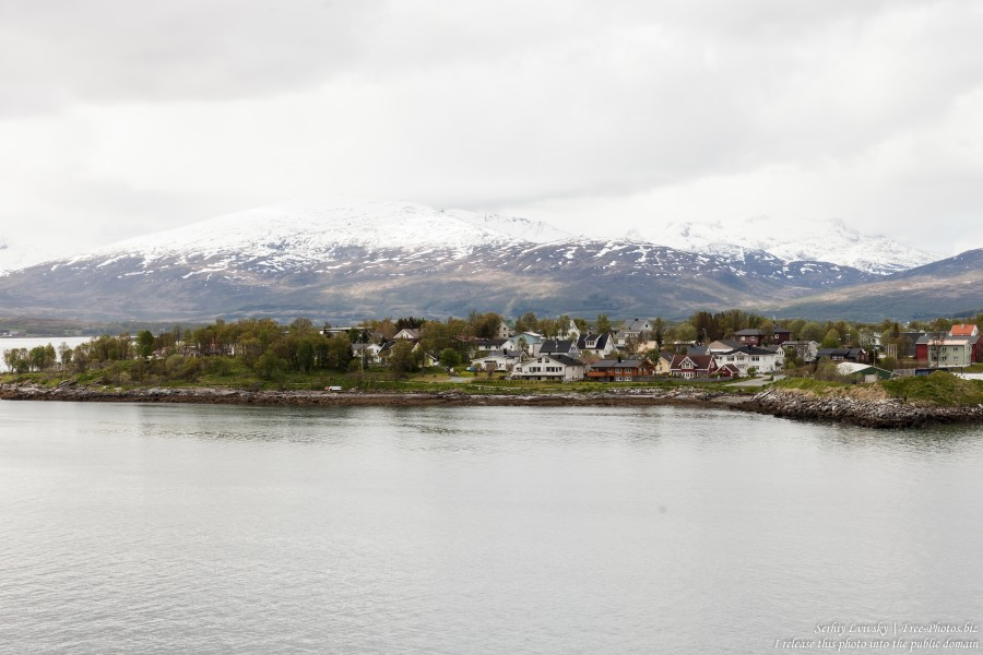 Tromso, Norway, photographed in June 2018 by Serhiy Lvivsky, picture 21