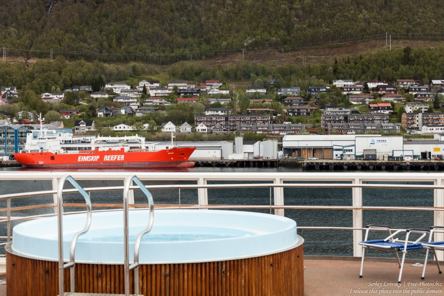Tromso, Norway, photographed in June 2018 by Serhiy Lvivsky, picture 22