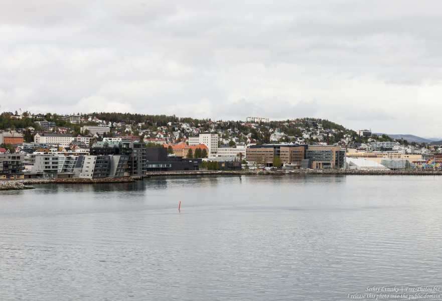 Tromso, Norway, photographed in June 2018 by Serhiy Lvivsky, picture 25