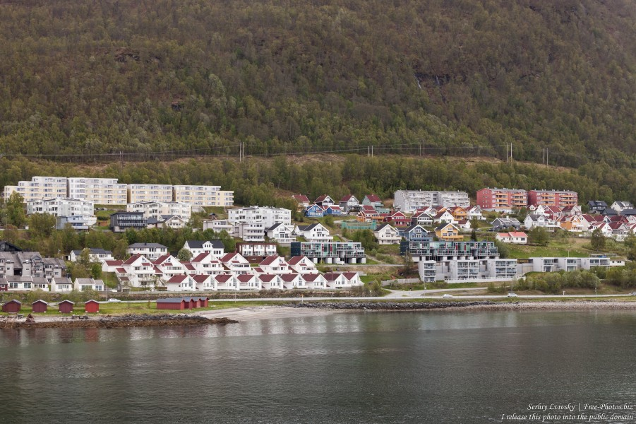 Tromso, Norway, photographed in June 2018 by Serhiy Lvivsky, picture 26