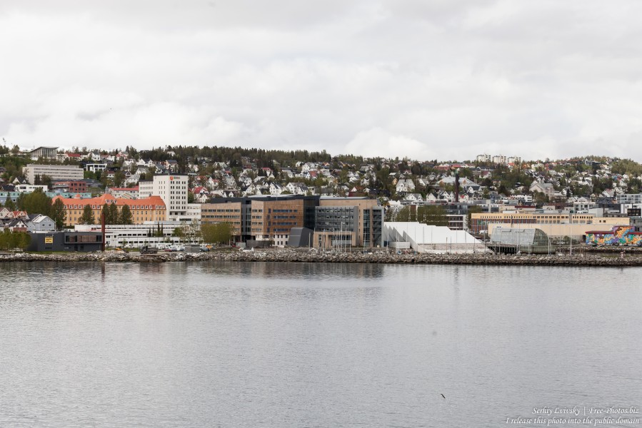 Tromso, Norway, photographed in June 2018 by Serhiy Lvivsky, picture 27