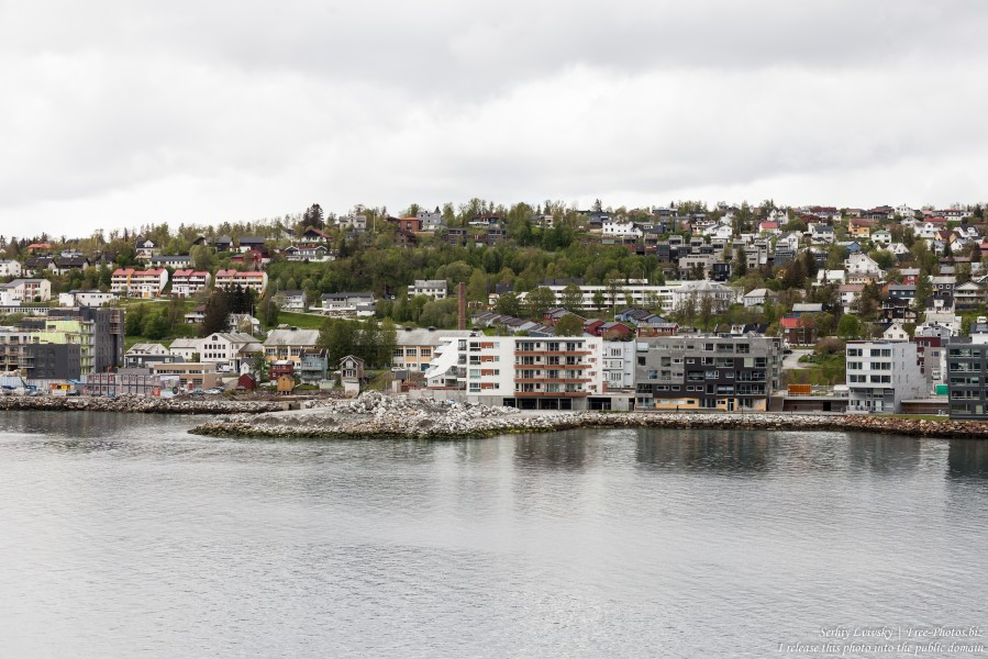 Tromso, Norway, photographed in June 2018 by Serhiy Lvivsky, picture 28