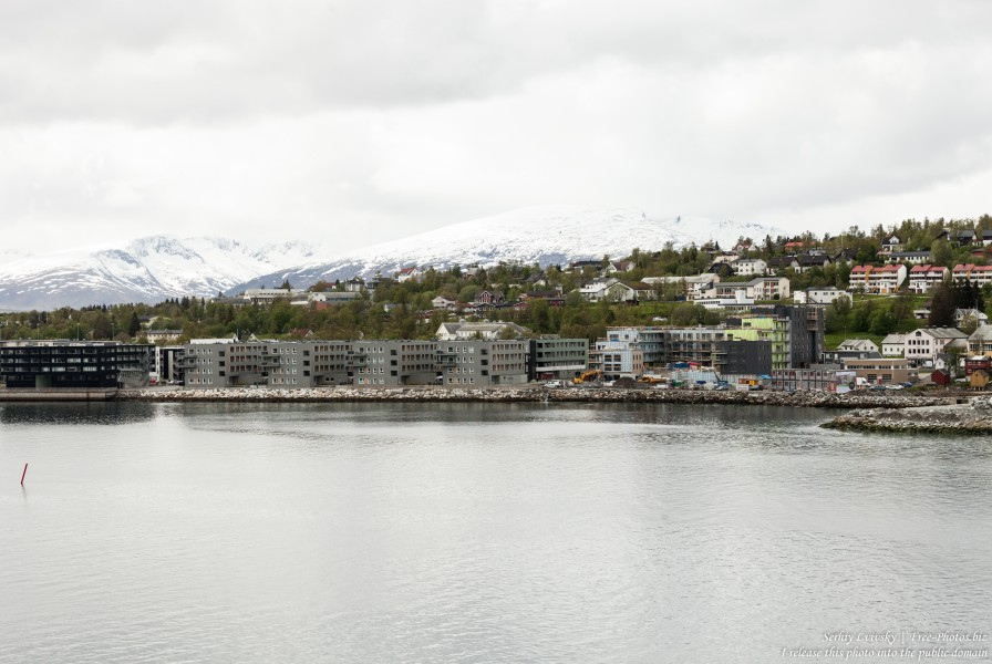 Tromso, Norway, photographed in June 2018 by Serhiy Lvivsky, picture 29