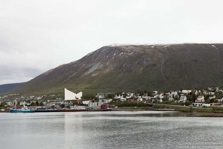 Tromso, Norway, photographed in June 2018 by Serhiy Lvivsky, picture 31