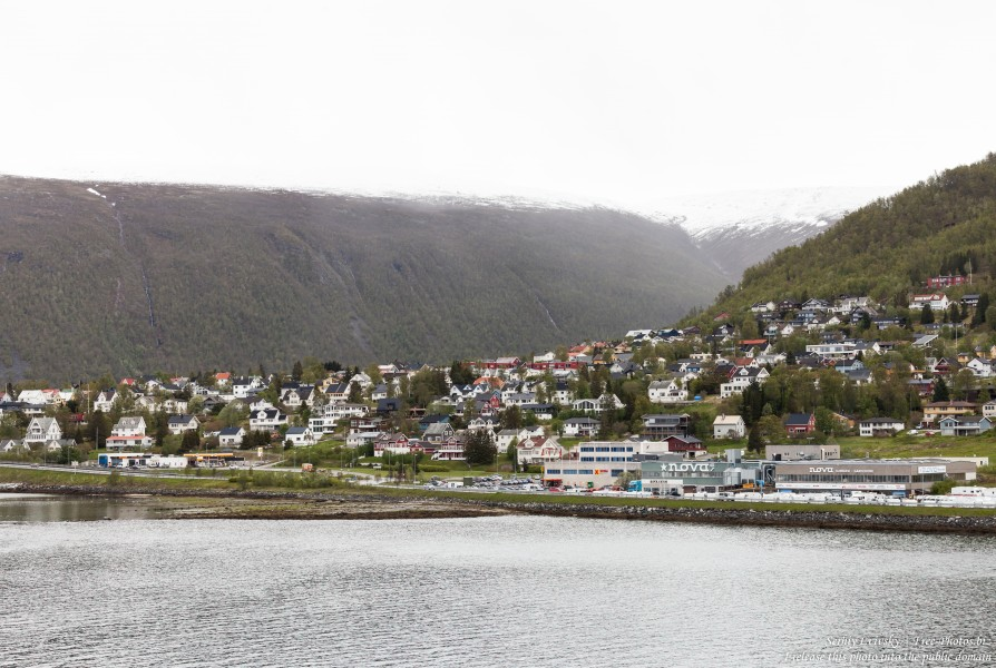 Tromso, Norway, photographed in June 2018 by Serhiy Lvivsky, picture 32
