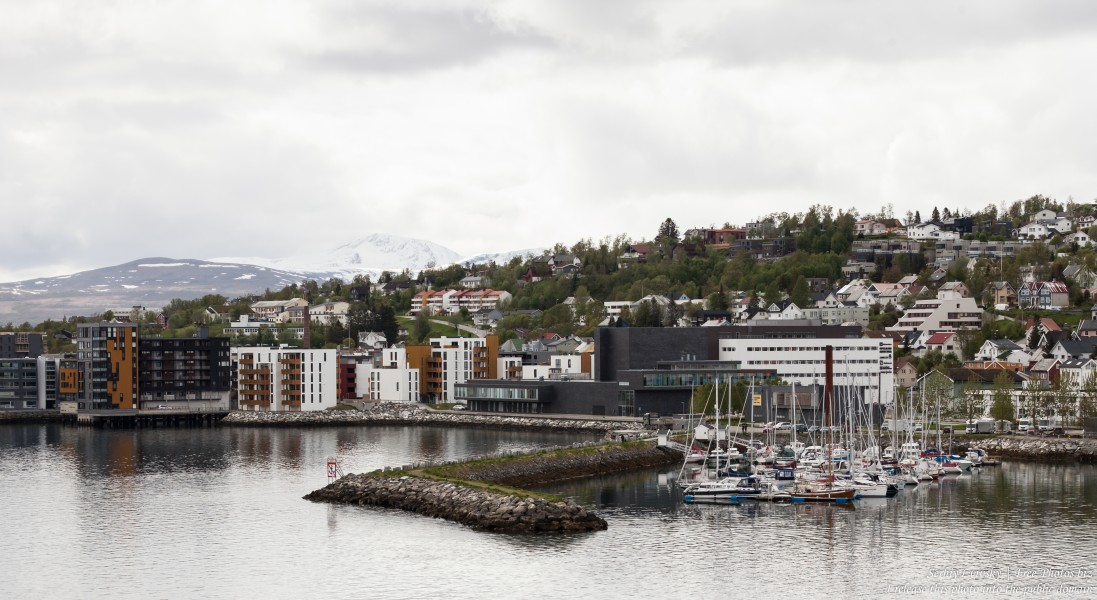Tromso, Norway, photographed in June 2018 by Serhiy Lvivsky, picture 33