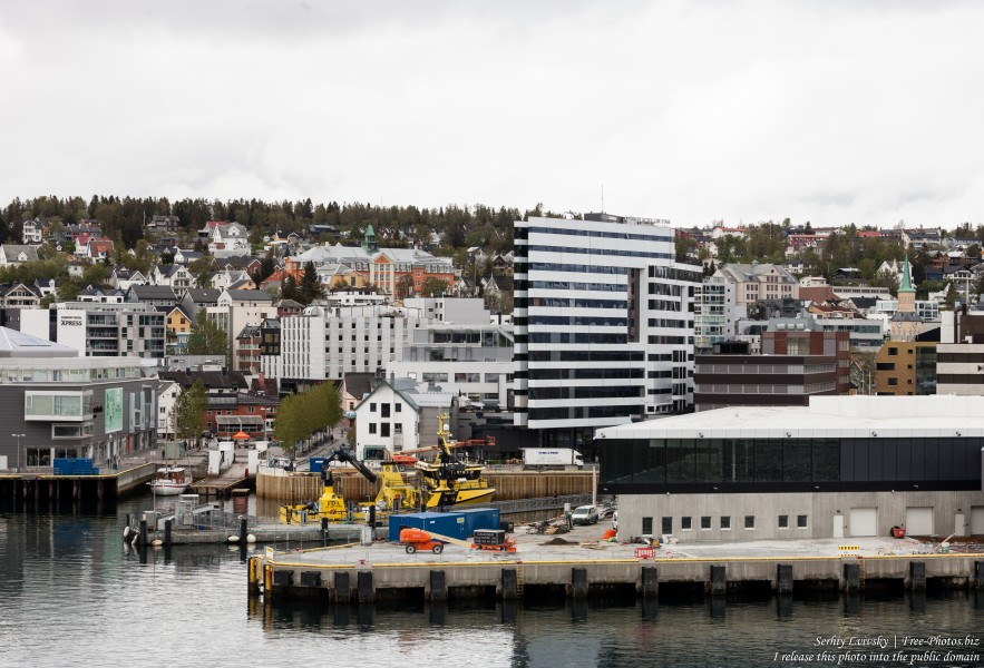 Tromso, Norway, photographed in June 2018 by Serhiy Lvivsky, picture 34