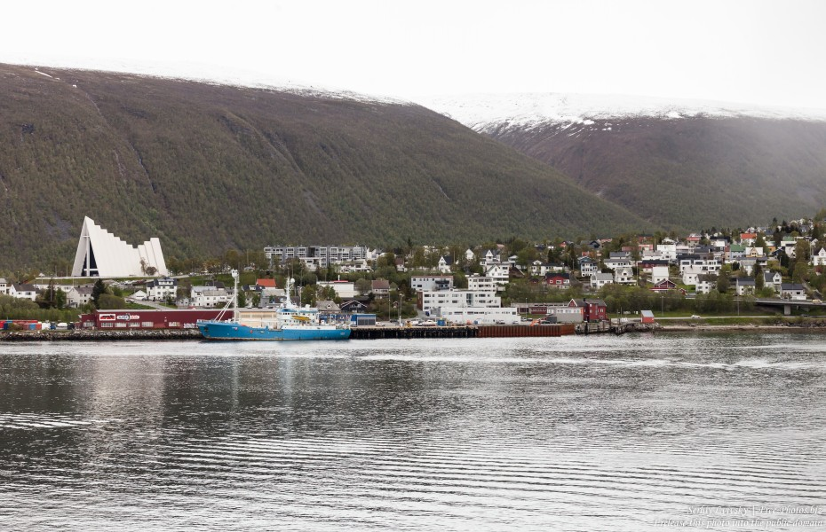 Tromso, Norway, photographed in June 2018 by Serhiy Lvivsky, picture 36