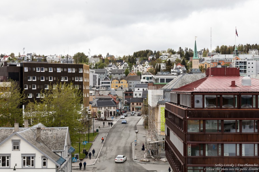 Tromso, Norway, photographed in June 2018 by Serhiy Lvivsky, picture 37