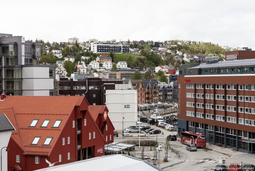 Tromso, Norway, photographed in June 2018 by Serhiy Lvivsky, picture 38