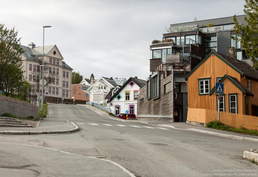 Tromso, Norway, photographed in June 2018 by Serhiy Lvivsky, picture 42
