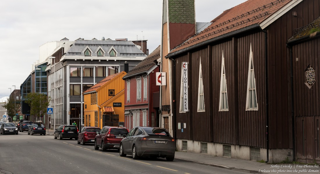 Tromso, Norway, photographed in June 2018 by Serhiy Lvivsky, picture 45