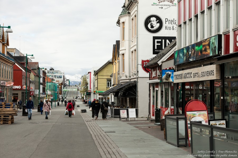 Tromso, Norway, photographed in June 2018 by Serhiy Lvivsky, picture 47