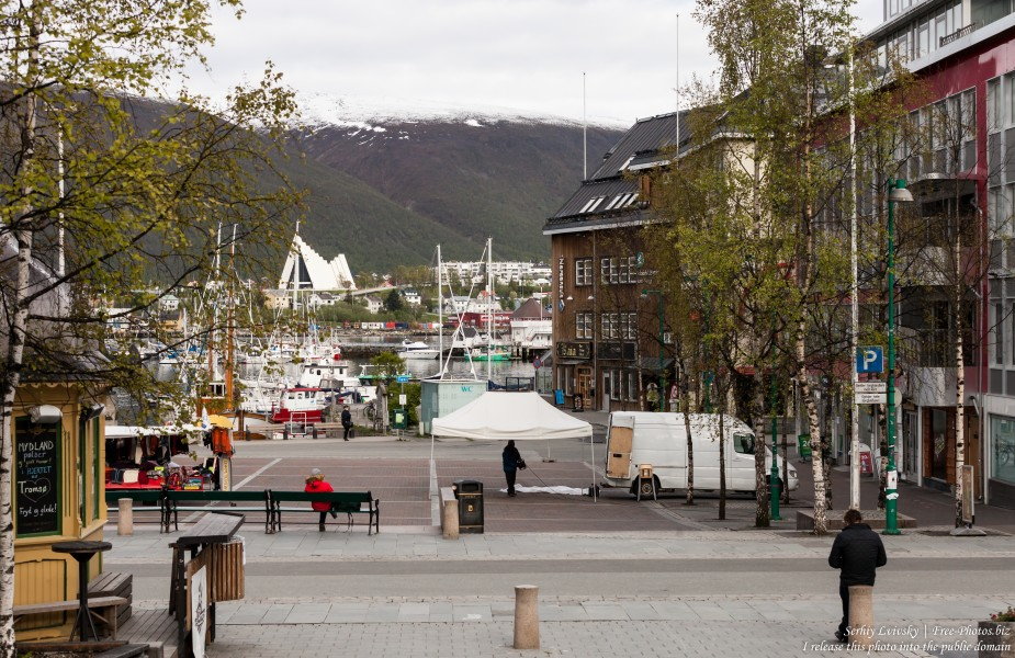 Tromso, Norway, photographed in June 2018 by Serhiy Lvivsky, picture 51
