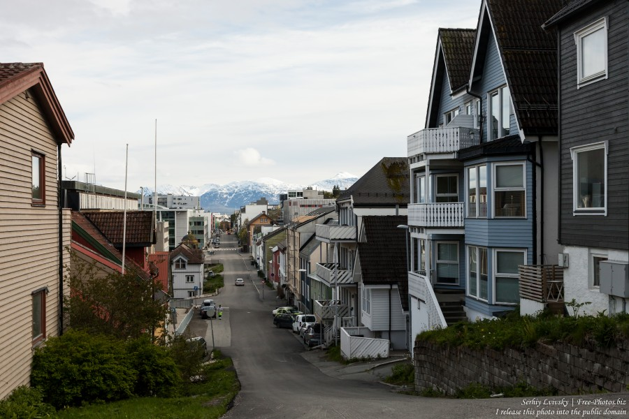 Tromso, Norway, photographed in June 2018 by Serhiy Lvivsky, picture 54