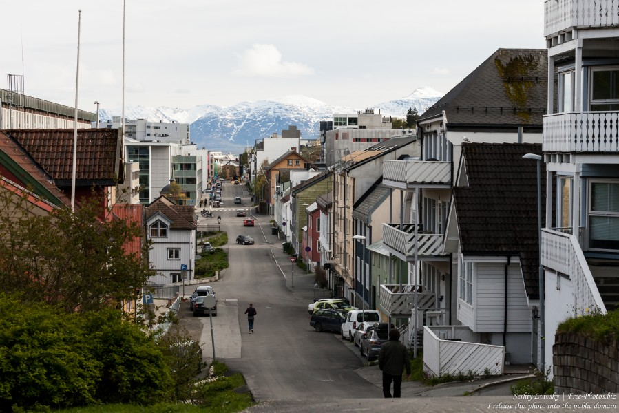 Tromso, Norway, photographed in June 2018 by Serhiy Lvivsky, picture 55