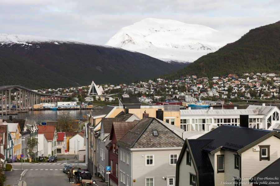 Tromso, Norway, photographed in June 2018 by Serhiy Lvivsky, picture 56