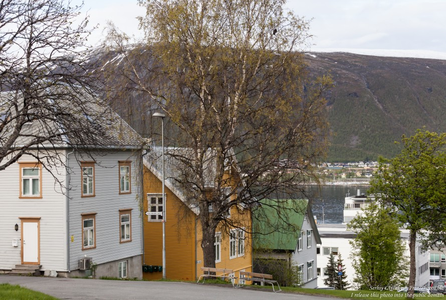 Tromso, Norway, photographed in June 2018 by Serhiy Lvivsky, picture 57