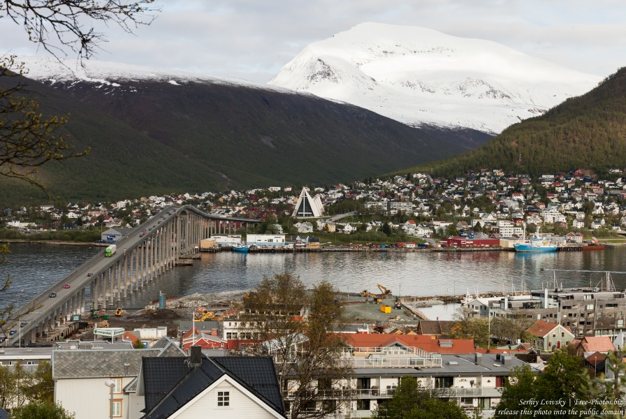 Tromso, Norway, photographed in June 2018 by Serhiy Lvivsky, picture 59