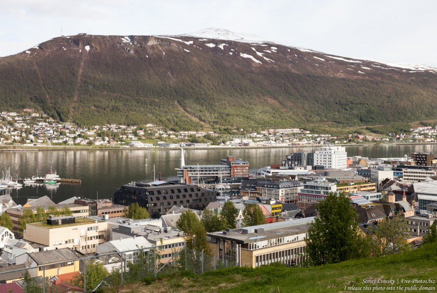 Tromso, Norway, photographed in June 2018 by Serhiy Lvivsky, picture 61