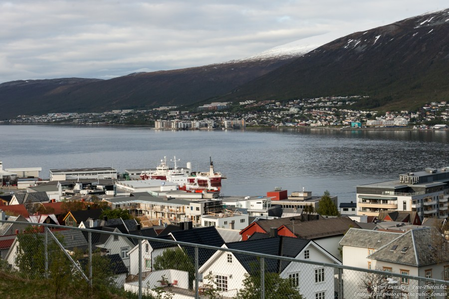Tromso, Norway, photographed in June 2018 by Serhiy Lvivsky, picture 70