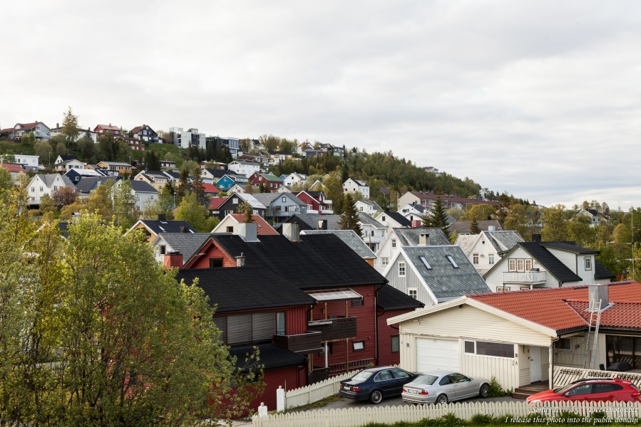 Tromso, Norway, photographed in June 2018 by Serhiy Lvivsky, picture 75