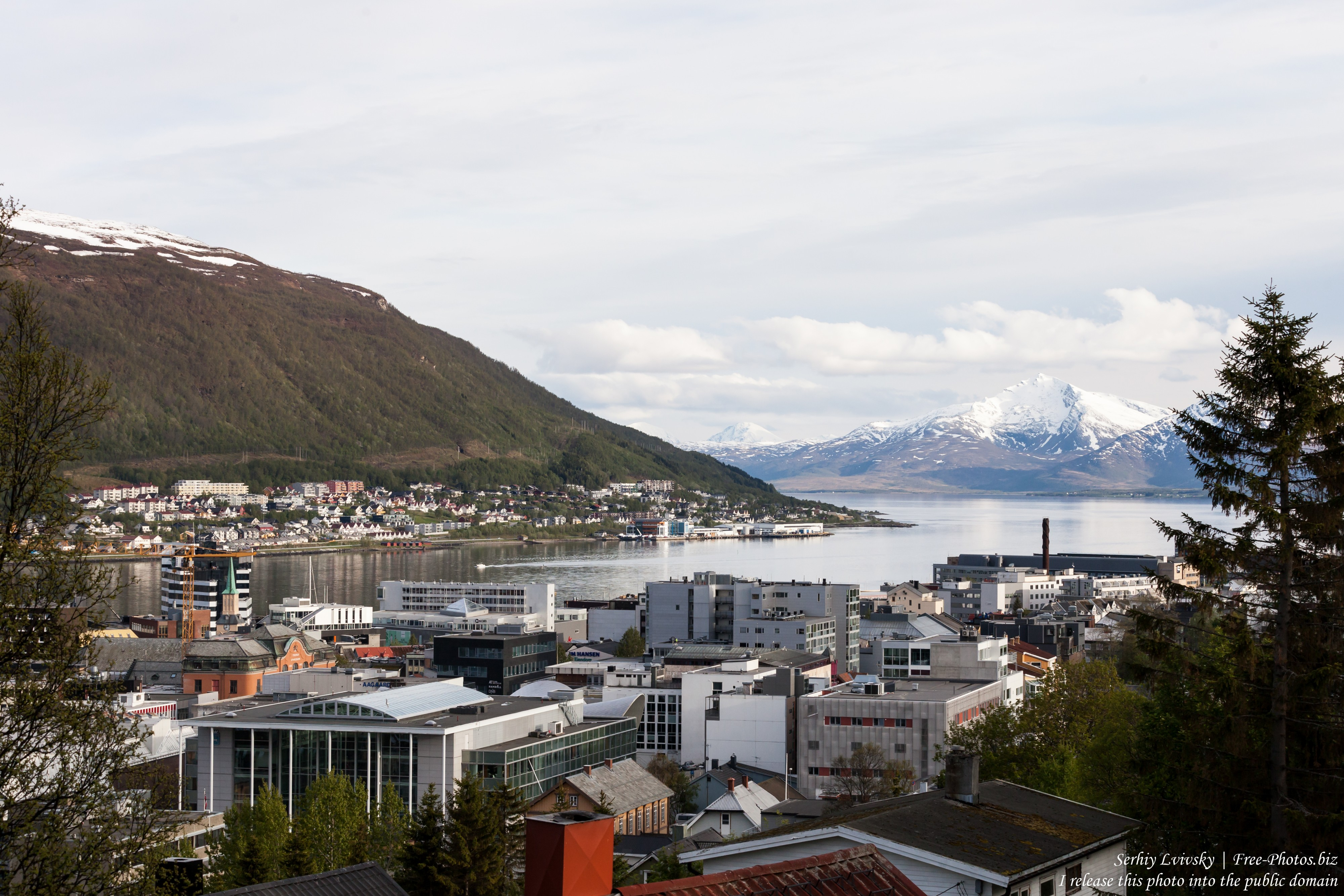 Tromso, Norway, photographed in June 2018 by Serhiy Lvivsky, picture 65