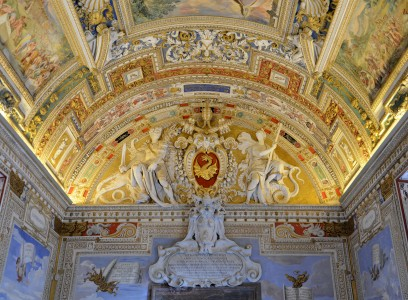 Galleria delle carte geografiche (Vatican Museums) September 2015-1a