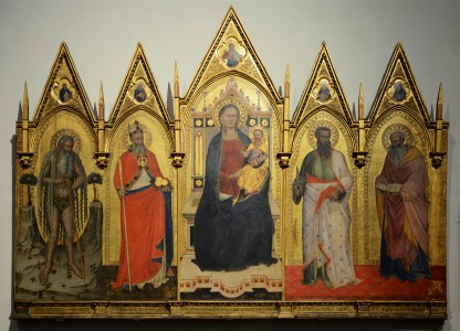 Icon Pinacoteca (Vatican Museums) September 2015-1
