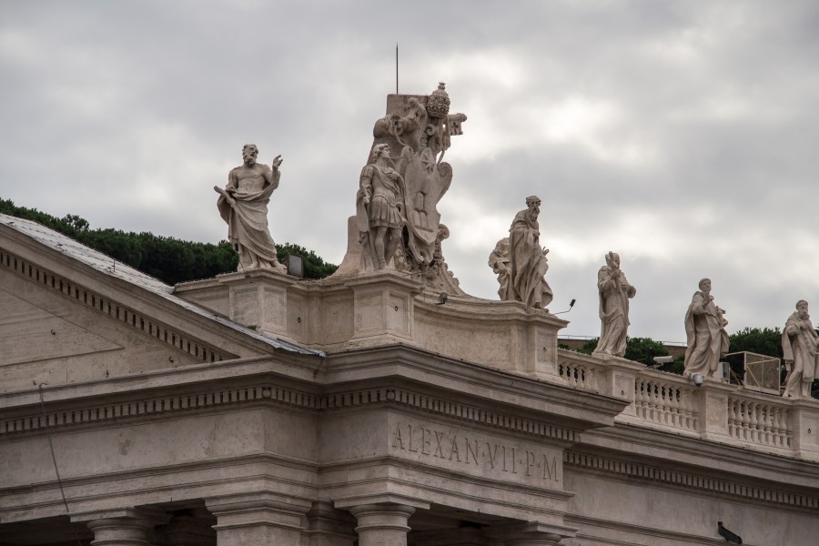 Vatican City (VA), Petersplatz -- 2013 -- 3855