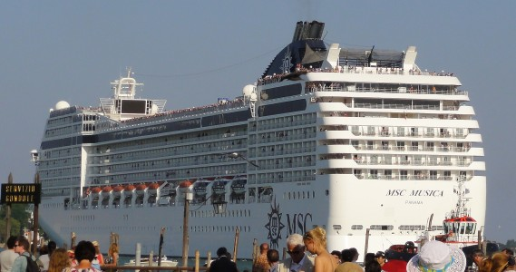 a ship in Venice, Italy, European Union, picture 3