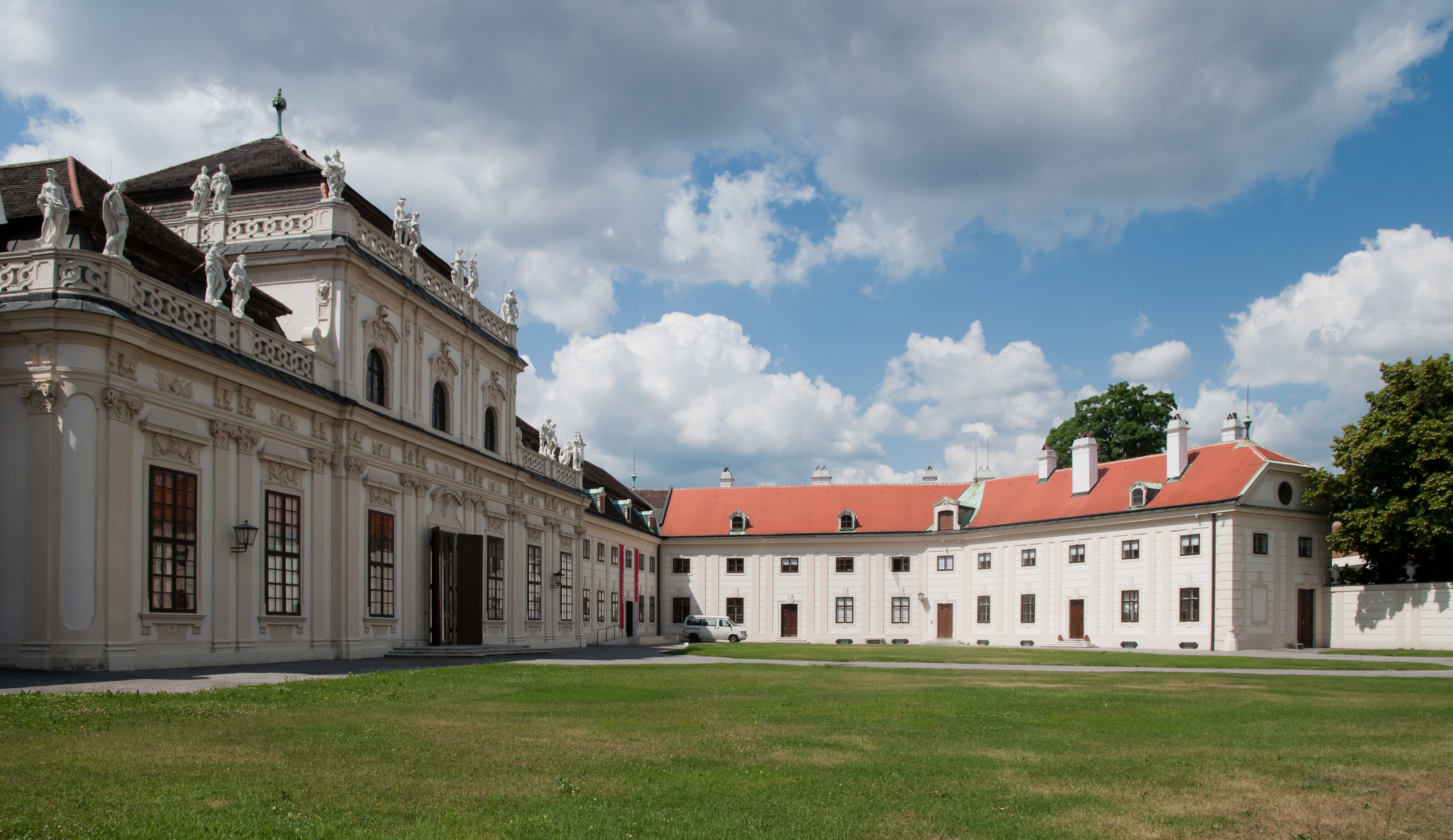Lower Belvedere - Vienna - 2