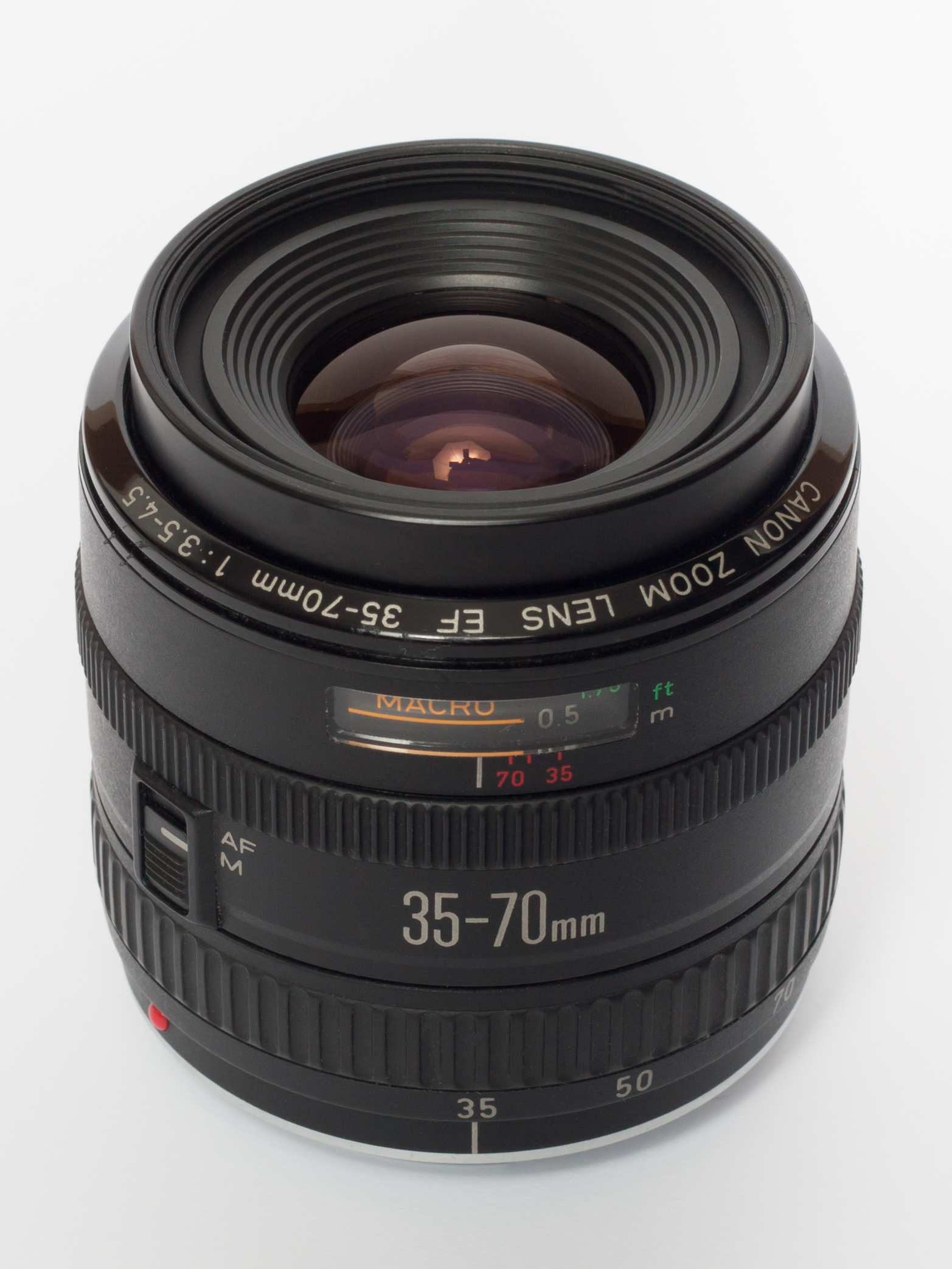 Canon Zoom Lens EF 35-70mm 1to3.5-4.5