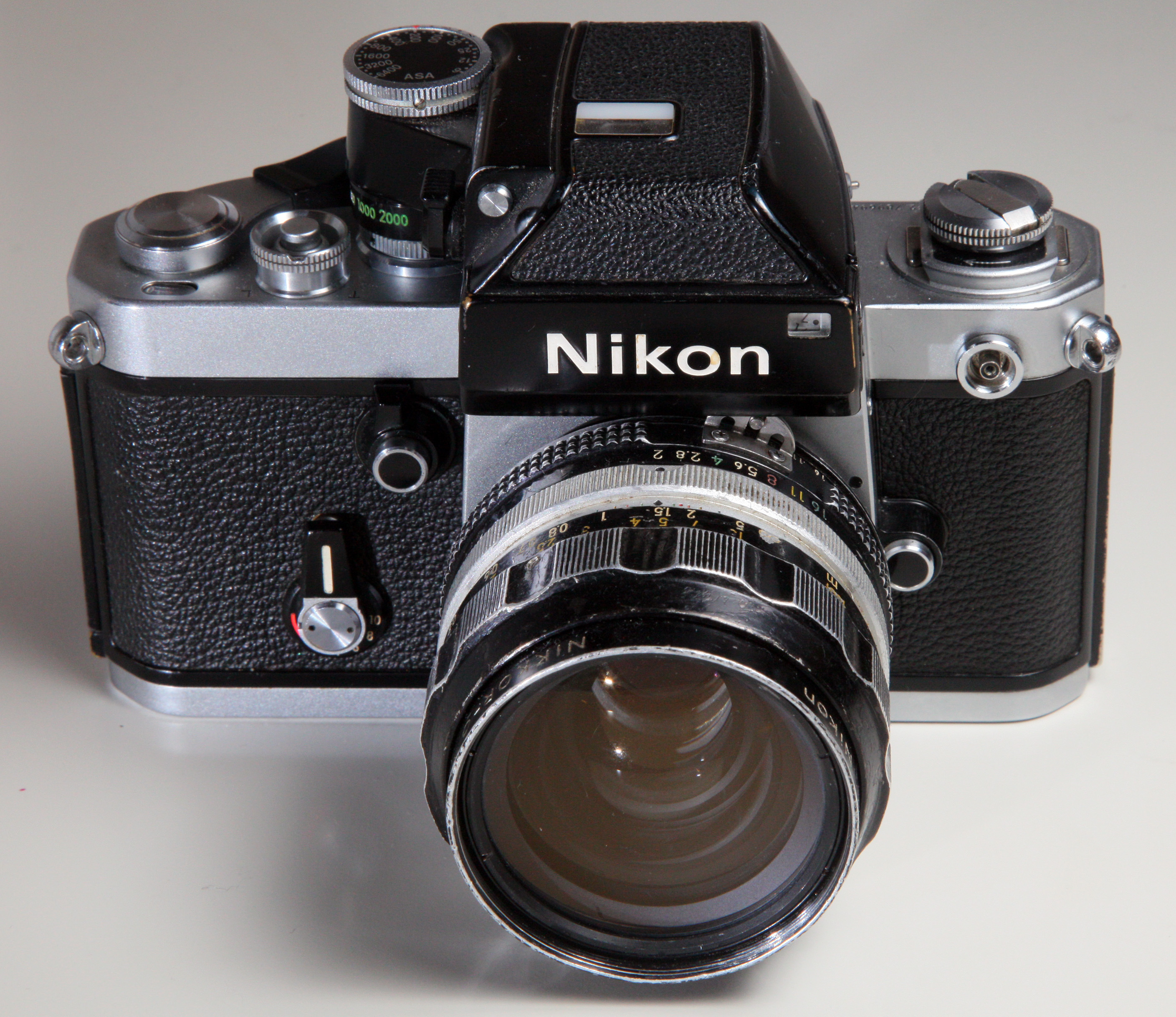 Nikon F2 Photomic Nikkor35