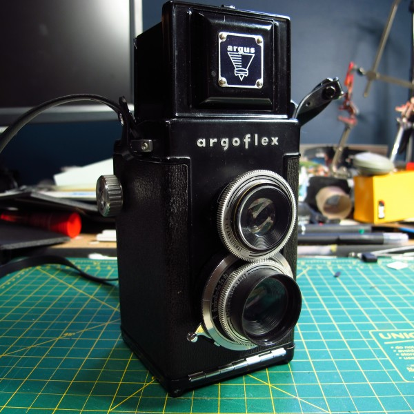 Argus Argoflex TLR camera