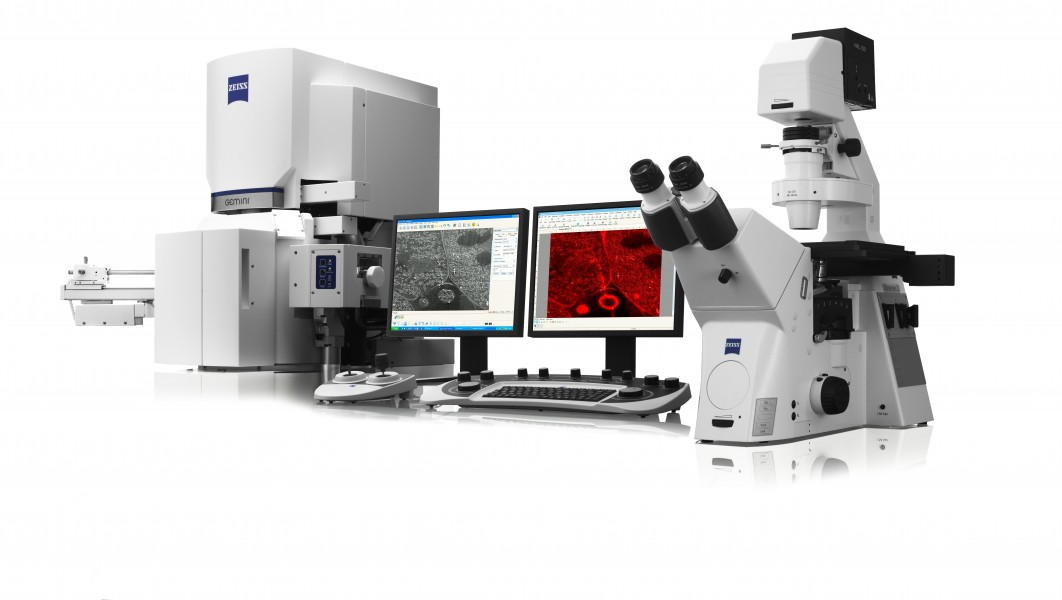 Correlative Microscopy System Shuttle & Find - MERLIN and Axio Observer (6908581125)