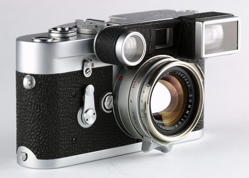 Leica M3 with 35mm lens