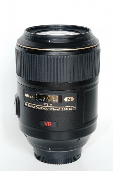 Micro-Nikkor AFS VR 105 mm f2.8 IF-ED