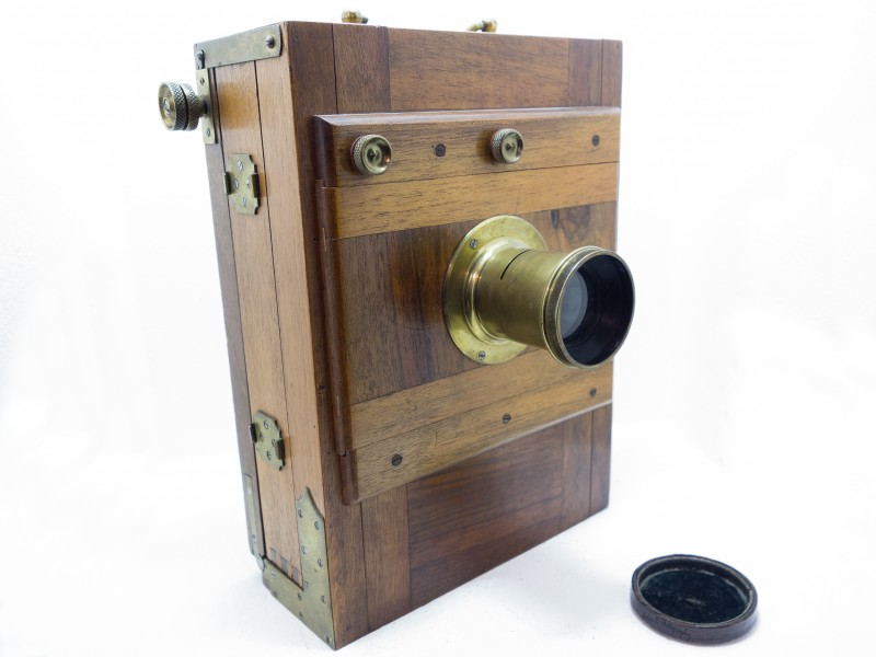 My great grandfather's Camera Obscura XIXe siècle (11226440174)