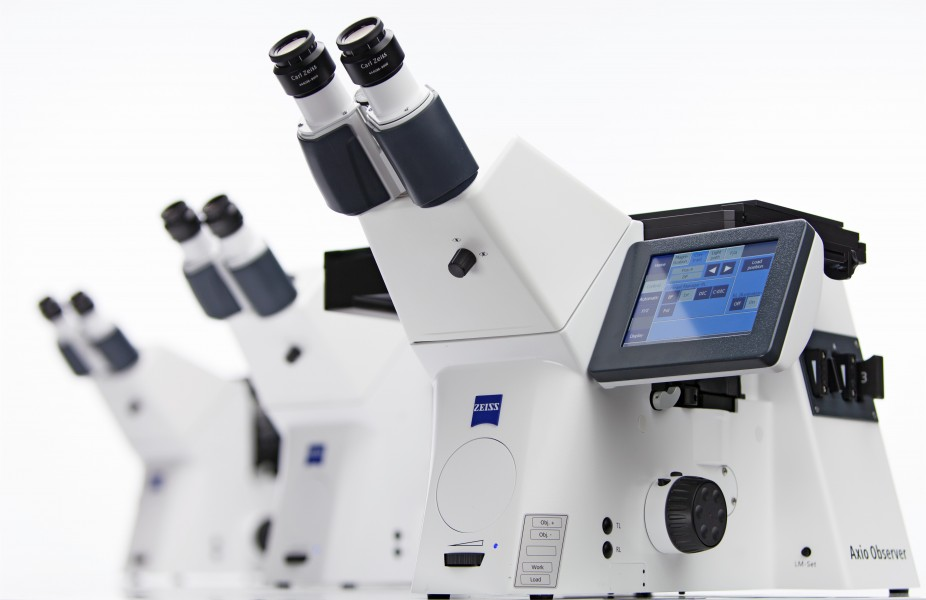 New ZEISS Axio Observer Family for Metallurgy and Materials Imaging (21673571488)