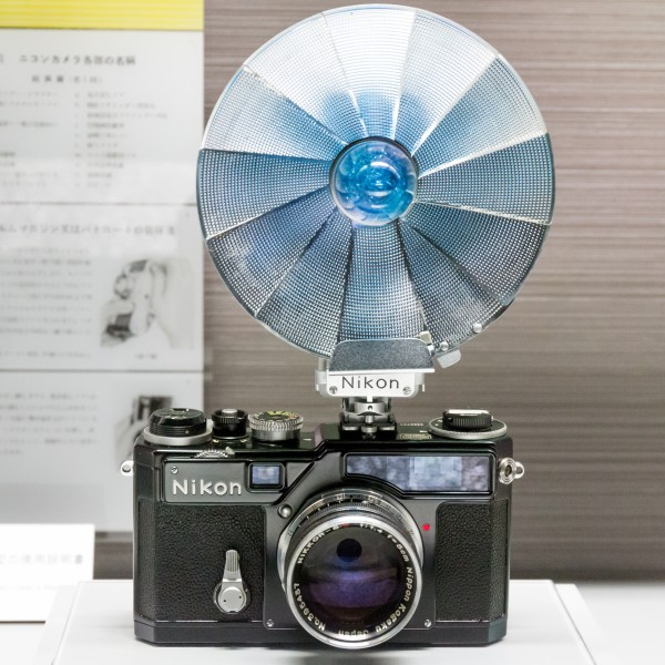 Nikon SP Nikon BC-5 flash unit 2015 Nikon Museum