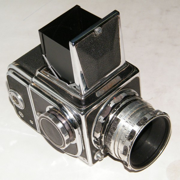 Salyut camera from Evgeniy Okolov collection 1
