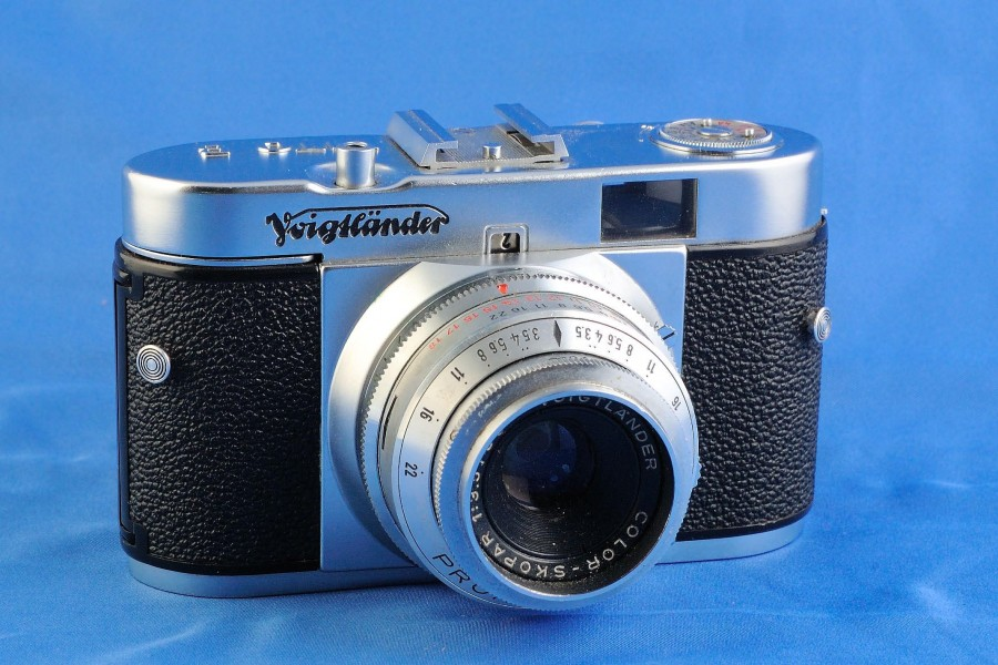 Voigtlander Vito B 35mm Camera (3289854934)